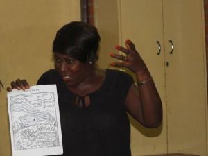 SA Pastor Diamond and Childrens ministry