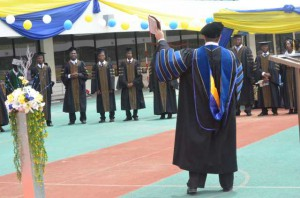 Charge to the Graduates 1