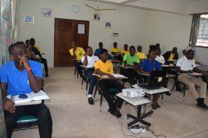 Takoradi Two-Year Associate's Class