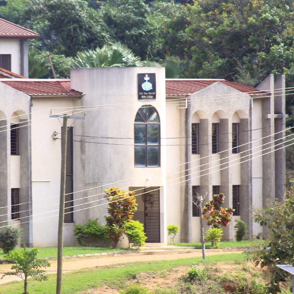 Takoradi Administration Building