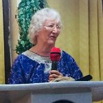 Rev. Mary Anthony preaching