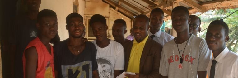Part-time students conduct evangelism outreaches